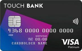 кэшбэк карта Touch Bank